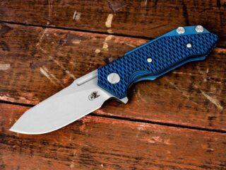Halftrack slicer_Battle Blue_Blue black G10