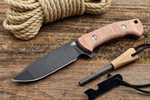 Rick Hinderer Fixed Blade Knives
