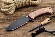 Rick Hinderer Fixed Blade Knives