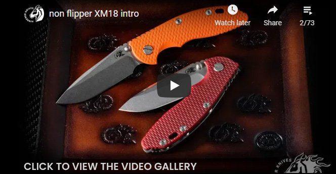 Rick Hinderer Knives Video Gallery